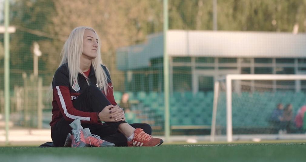 Первый год женской команды «Локо». Мини-фильм