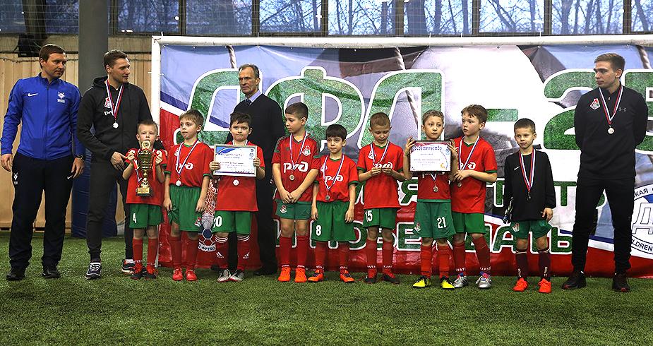 «Локомотив»-2011 в ударе!