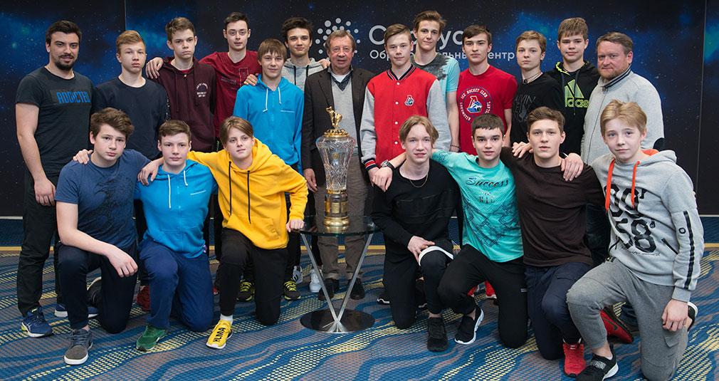 «Локомотив» в «Сириусе»