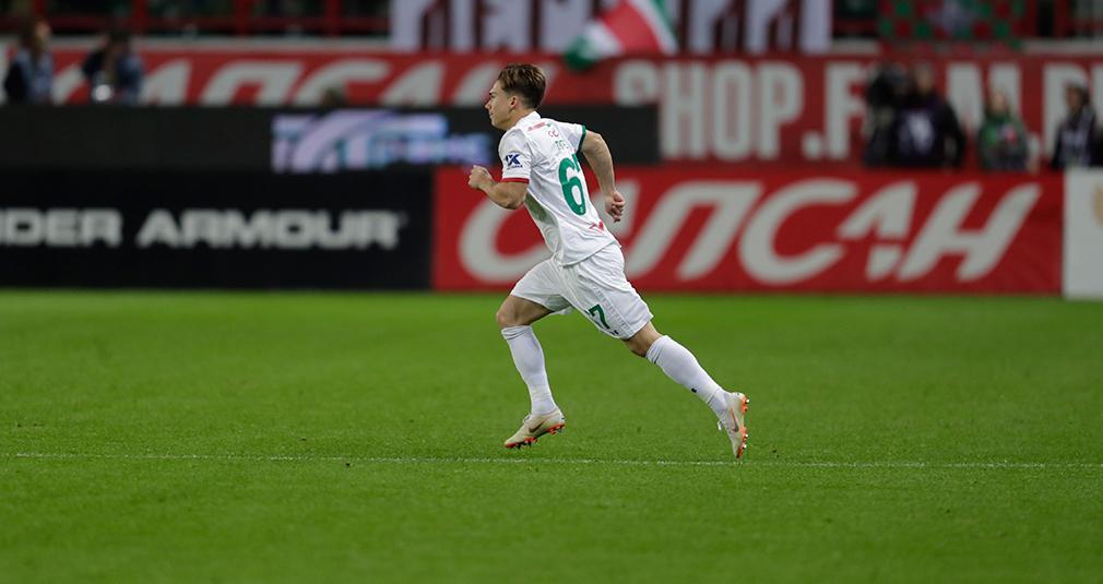 Тугарев забил за молодежную сборную России