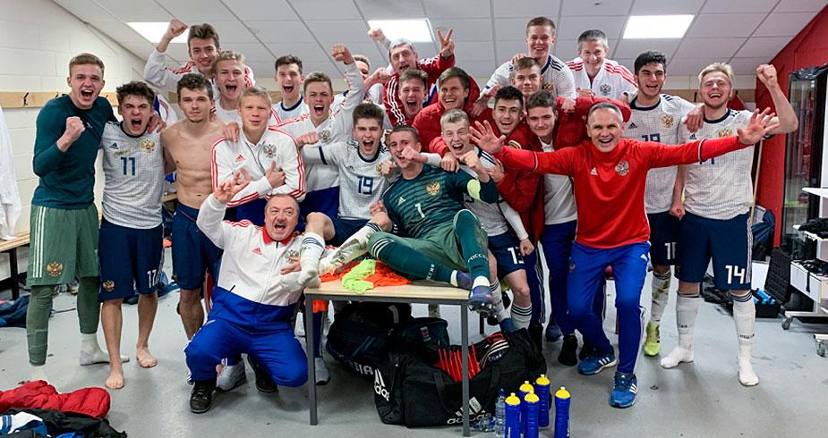Молодежь в сборной России: 11 игроков, четыре гола и Евро