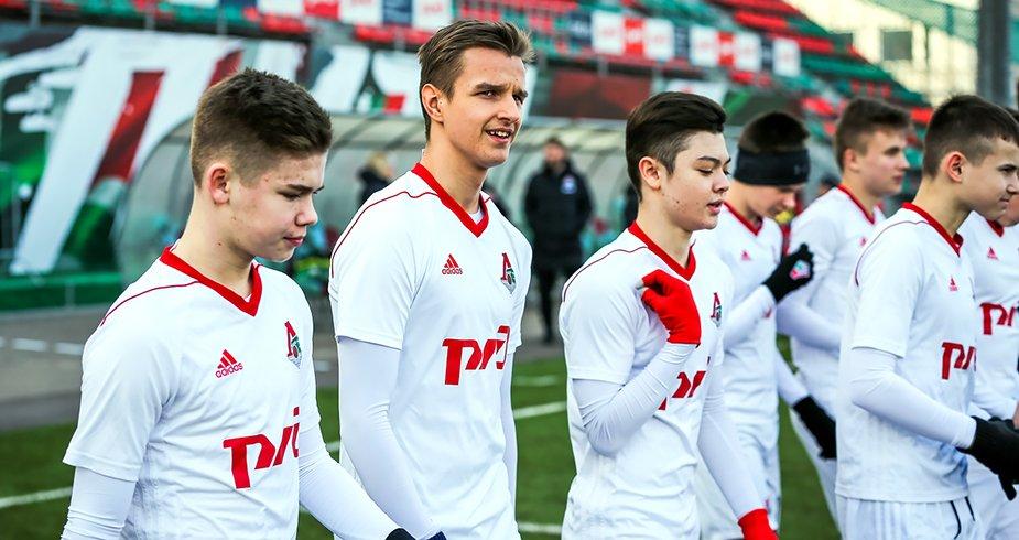 Первенство России среди спортивных школ U15