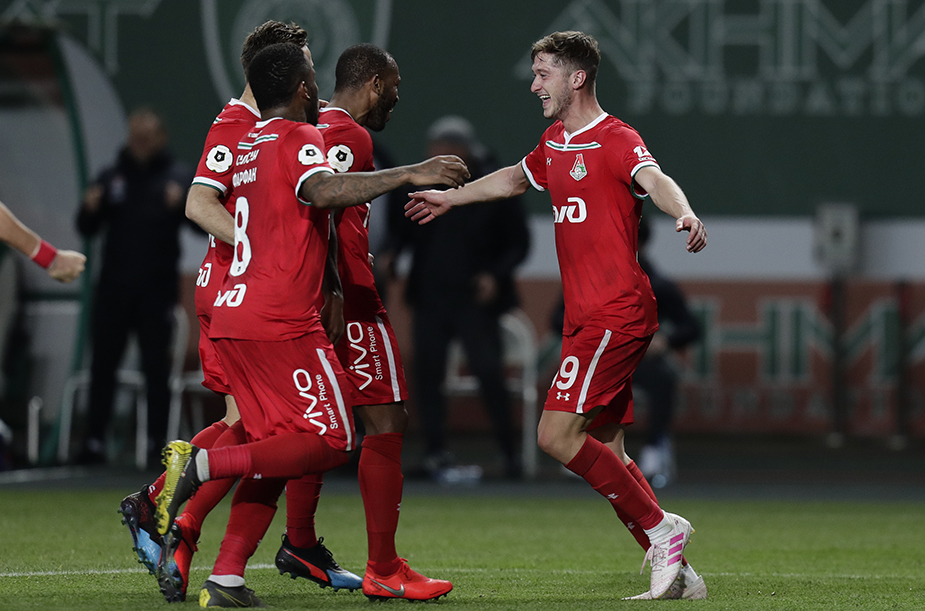 «Ахмат» - «Локомотив» - 1:3