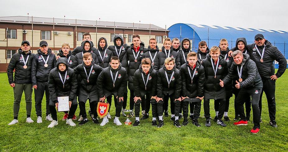 «Локомотив» - бронзовый призер Первенства России!