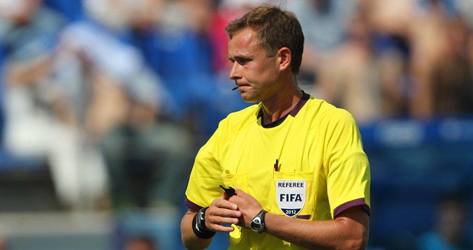 Мешков назначен на матч «Ростов» - «Локомотив»