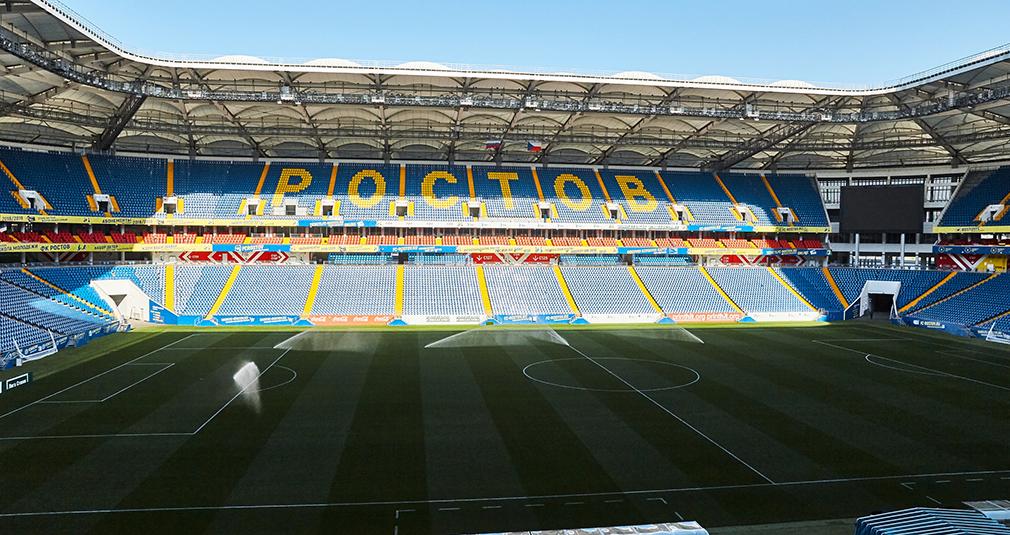 Билеты на матч с «Ростовом»