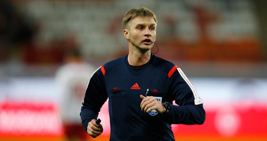 Лапочкин назначен на матч «Локомотив» - «Енисей»