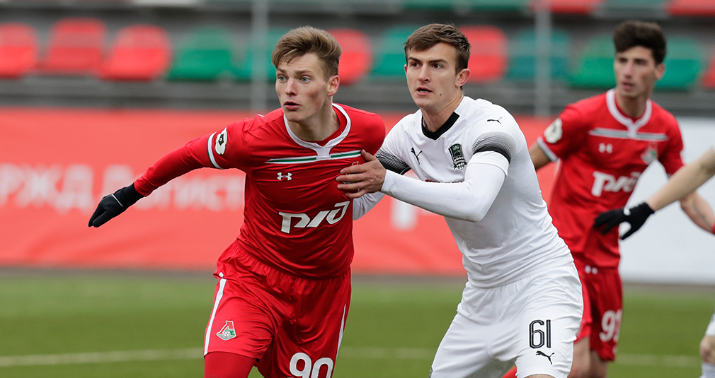 «В Юношеской лиге УЕФА хочется сыграть с «Аяксом»