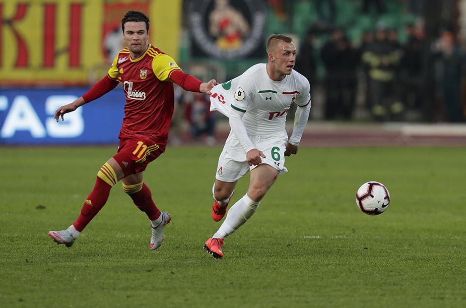 «Арсенал» - «Локомотив» - 2:0