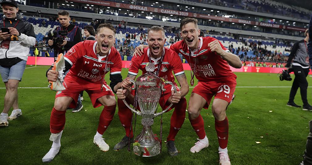 Братья Миранчуки: Третий Кубок воспринимается уже спокойно