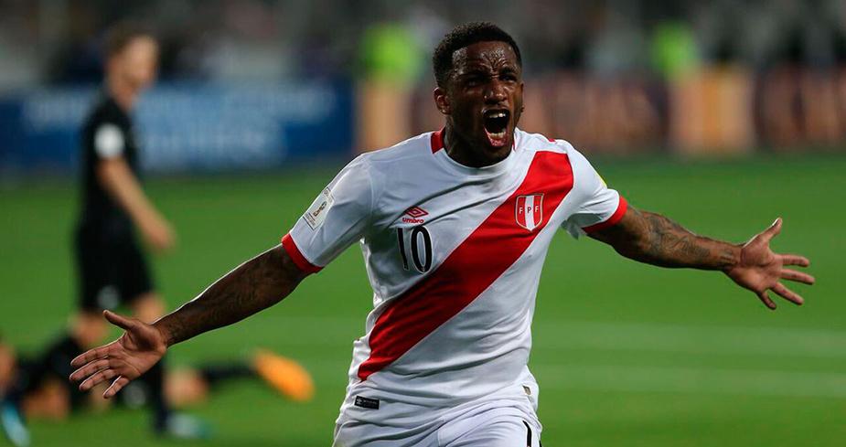 Фарфан - в сборной Перу на Кубок Америки