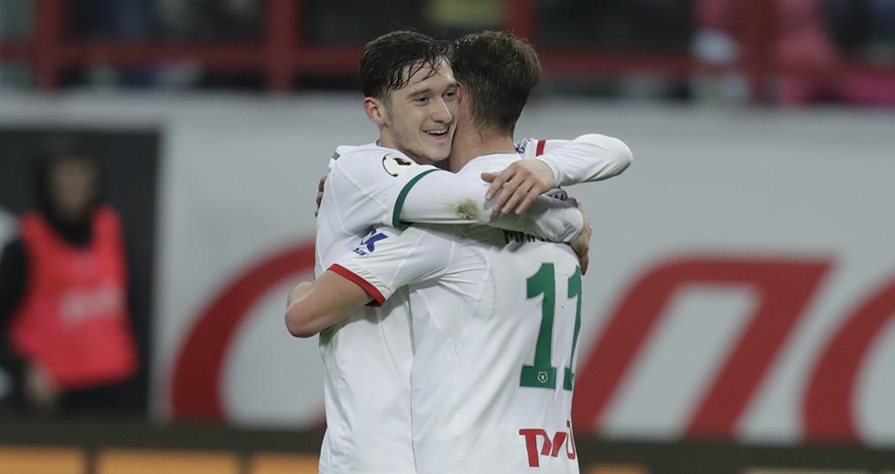 Смолов и Миранчук забили за сборную России
