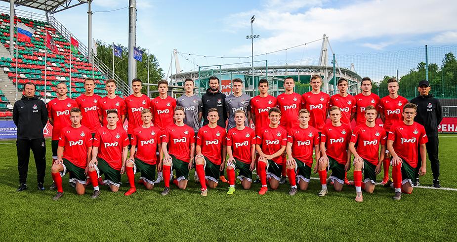 «Локо» 2002 - победитель «Клубной Лиги» U17