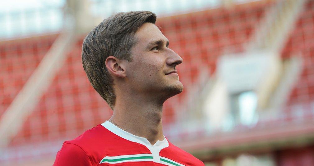 Дмитрий Живоглядов перешел в «Локомотив»