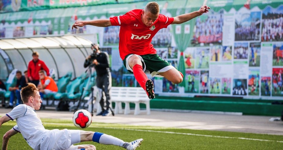 Ничья с ЦСКА в первом туре ЮФЛ