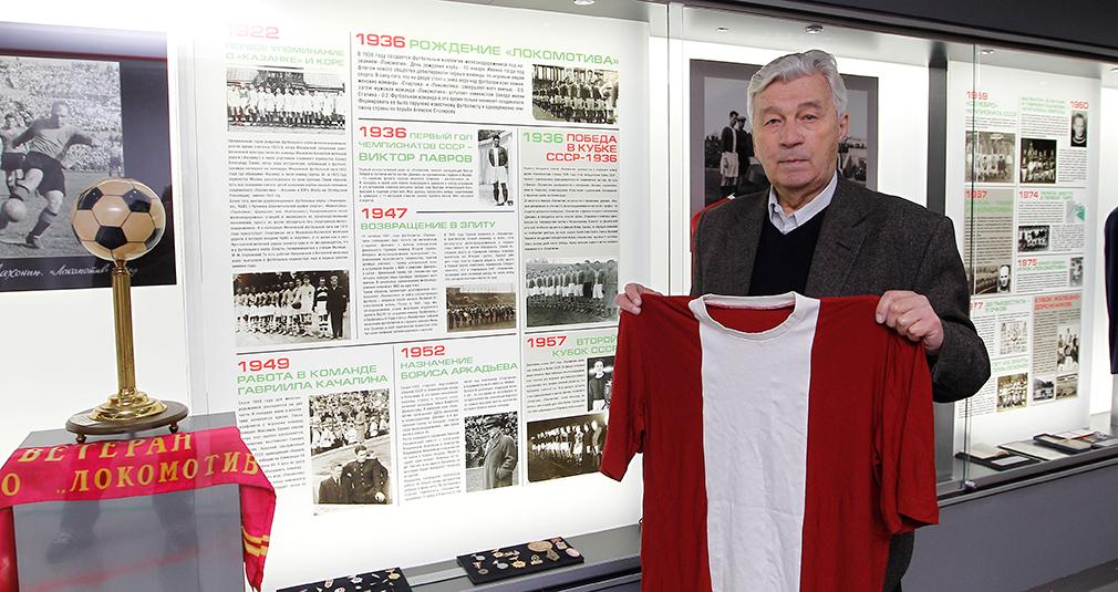 День в истории. 87 лет со дня рождения Разумовского