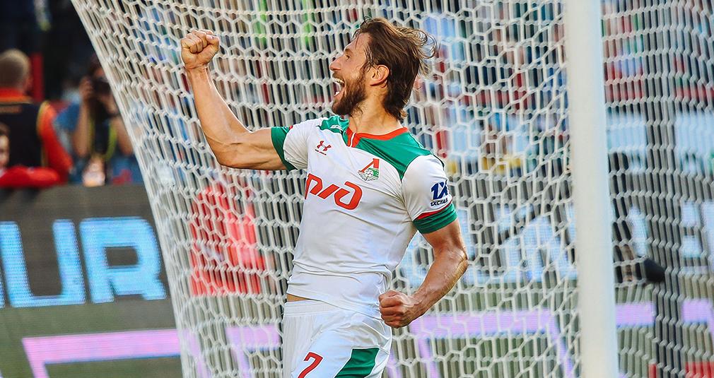Крыховяк: Впервые в жизни забил в двух матчах подряд