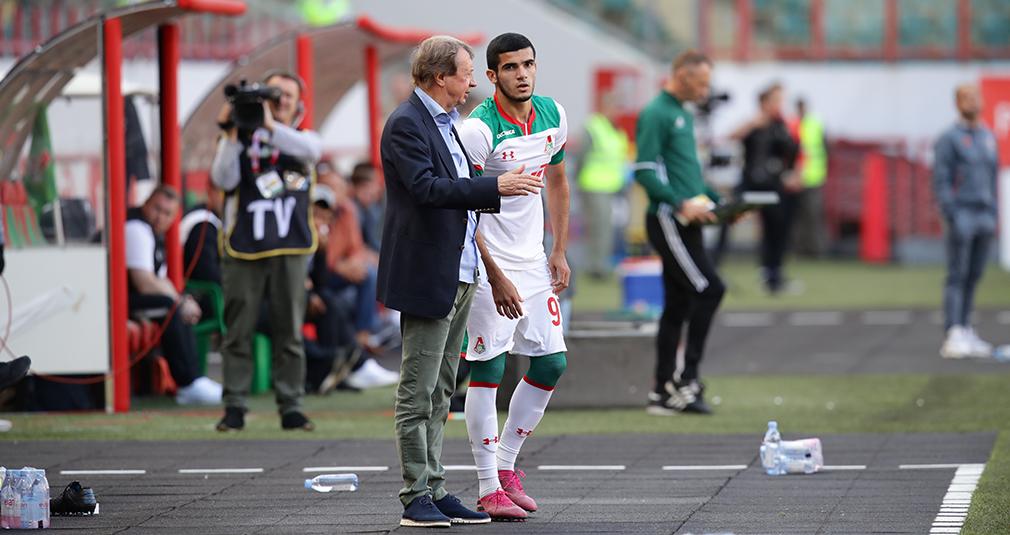 Сулейманов: Атмосфера на стадионе восхитительная!
