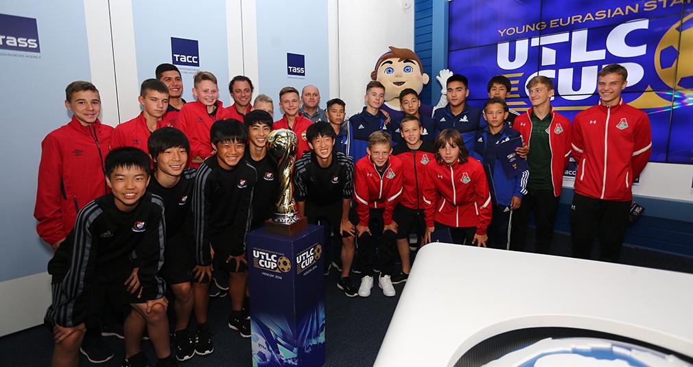 «Мы создаем будущее нашего футбола». UTLC Cup-2019