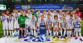 «Локомотив» - серебряный призер UTLC Cup-2019