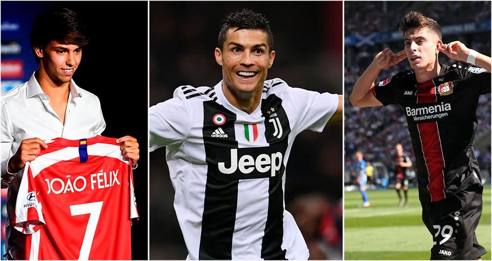 Роналду, игрок за 126 миллионов и веселые немцы. Кто ждет «Локомотив» в Лиге чемпионов?