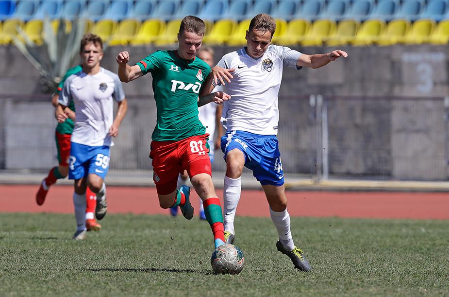 «Сочи» (мол) - «Локомотив» (мол) – 1:1