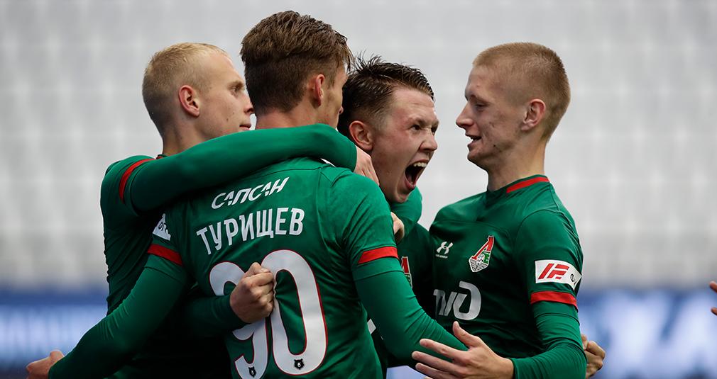 Молодежка победила «Оренбург»