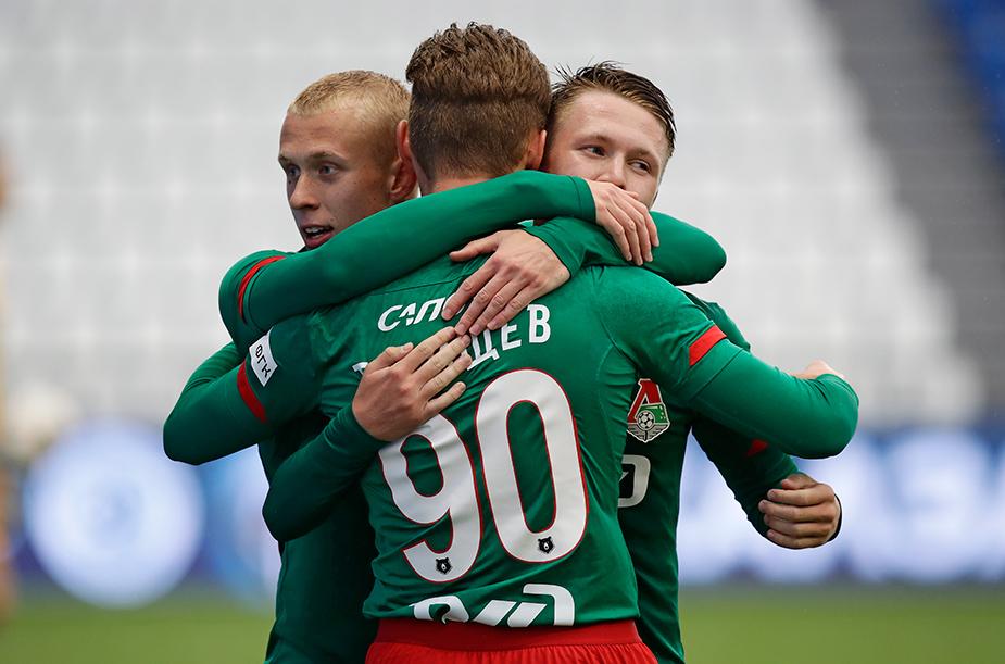 «Оренбург» (мол) – «Локомотив» (мол) – 1:2