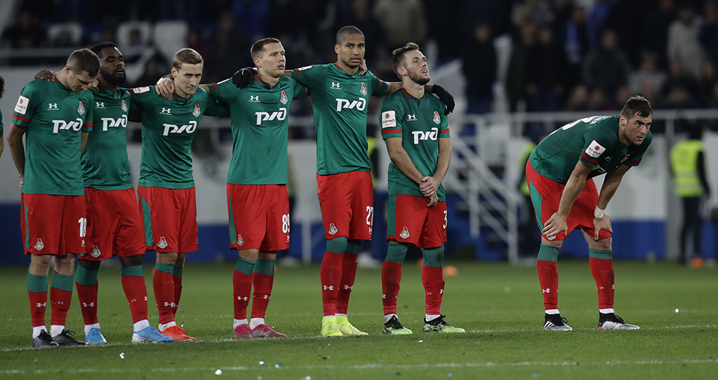 Lokomotiv Lost To Baltika In Shootout
