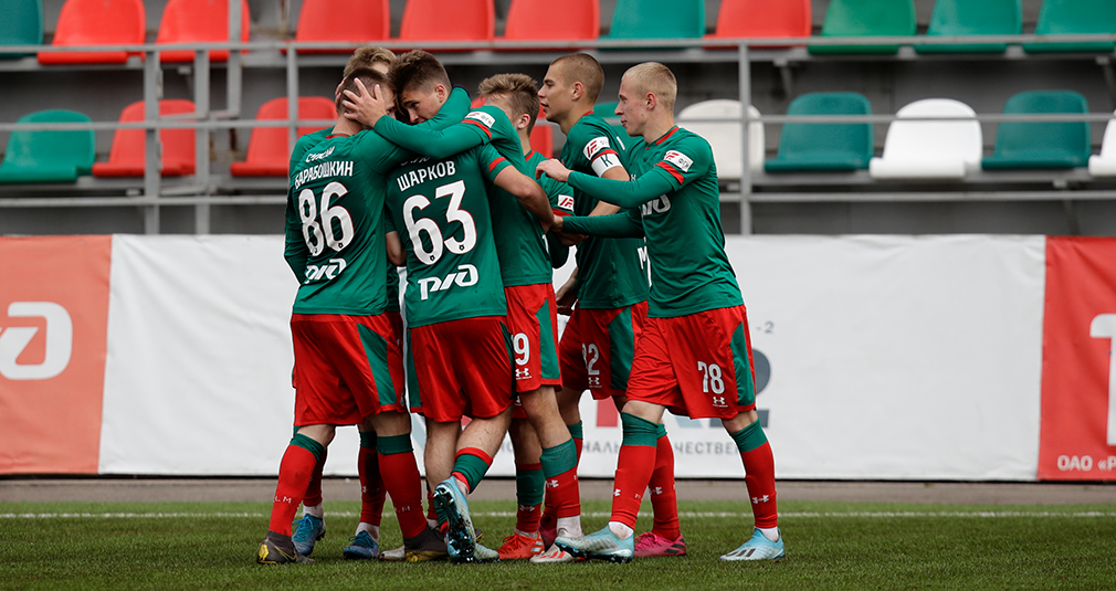 Youth Team Beats Zenit