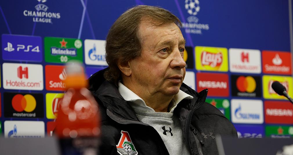 Юрий Сёмин: Нужно исключить ошибки прошлых матчей