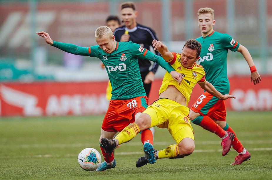 «Локомотив» (мол) – «Арсенал» (мол) – 0:0