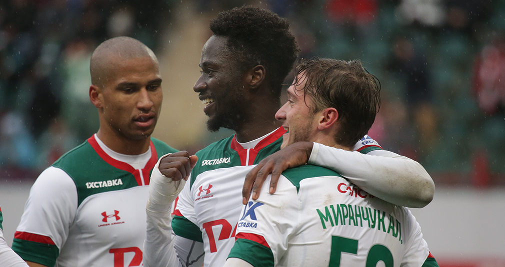 Alexey Back And Scores! Lokomotiv Beat Arsenal!