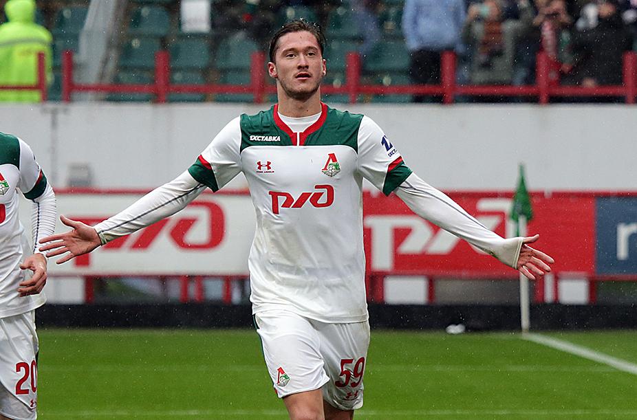 «Локомотив» - «Арсенал» - 2:1