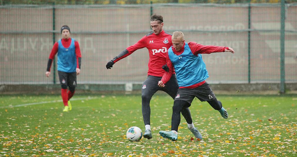 «Локомотив» сыграл с молодежным составом