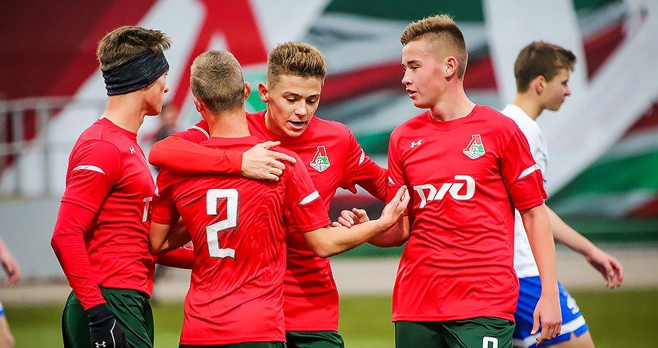 Уверенная победа над «Динамо»