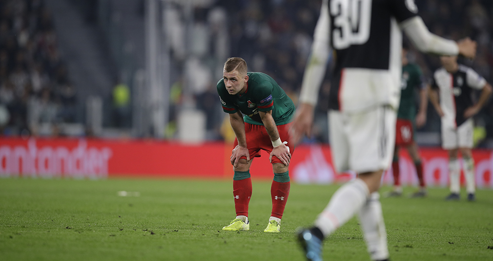 Thirteen Minutes To Victory. Lokomotiv Give In To Juventus After Two Late Goals