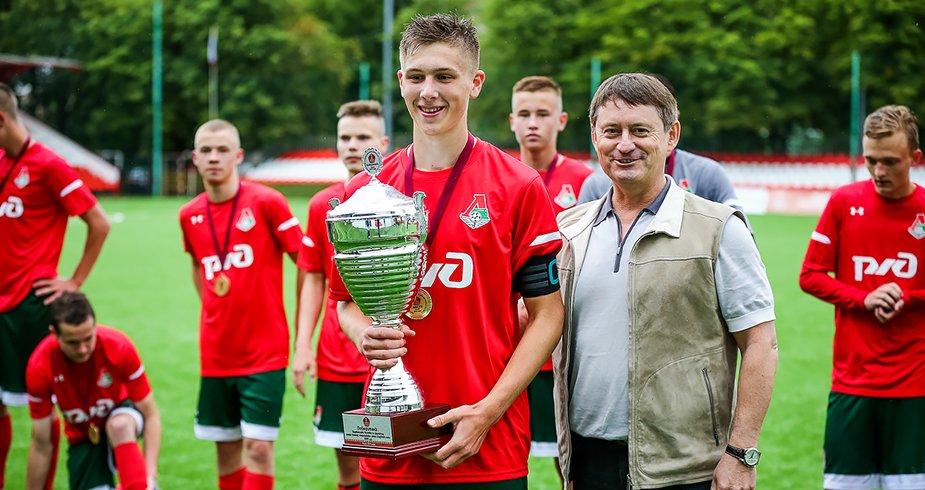Академия «Локо» - серебряный призер «Клубной Лиги»