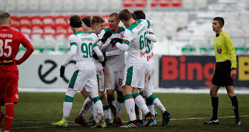 Youth Team Eliminate Ufa