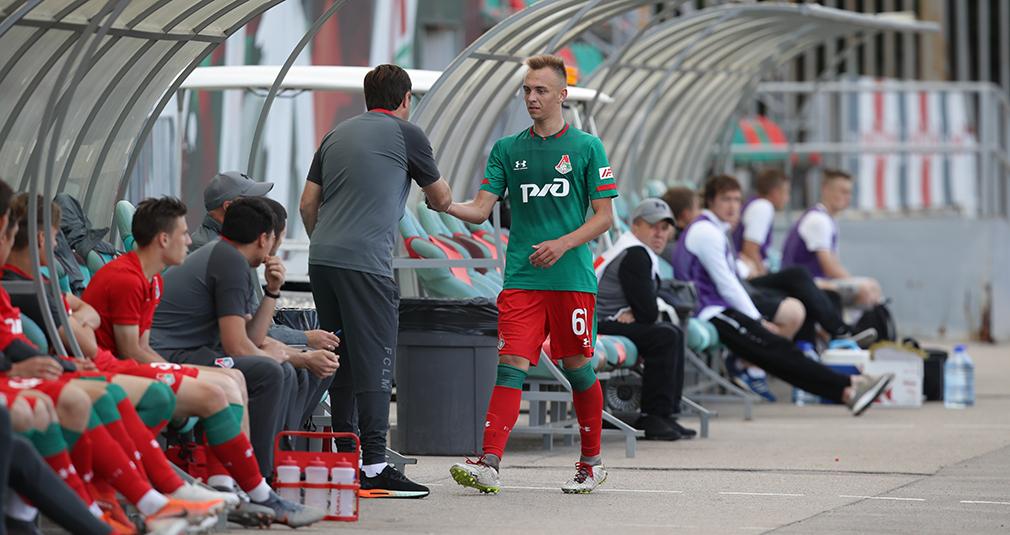 «Матч с «Динамо» – это игра за первое место»