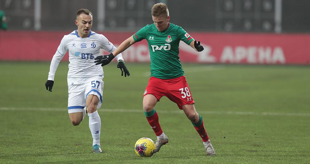 Молодежка уступила «Динамо»