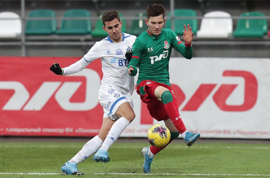 «Локомотив» (мол) – «Динамо» (мол) – 0:1