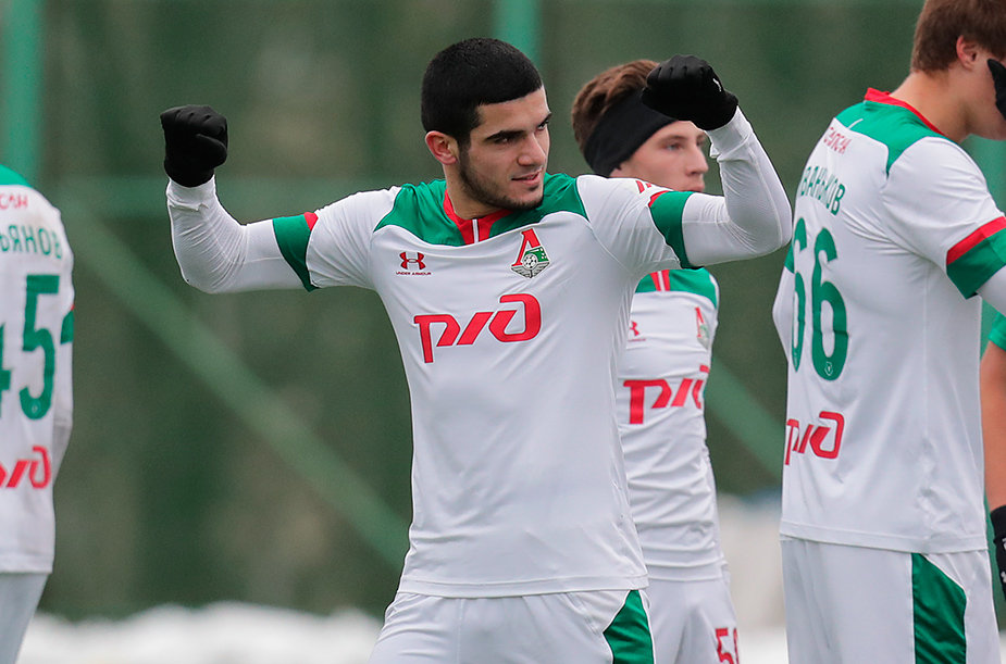 «Арсенал» (мол) – «Локомотив» (мол) – 2:3