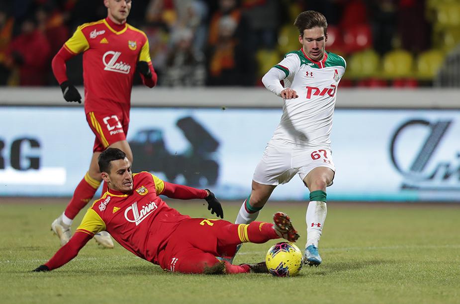 Arsenal - Lokomotiv - 4:0