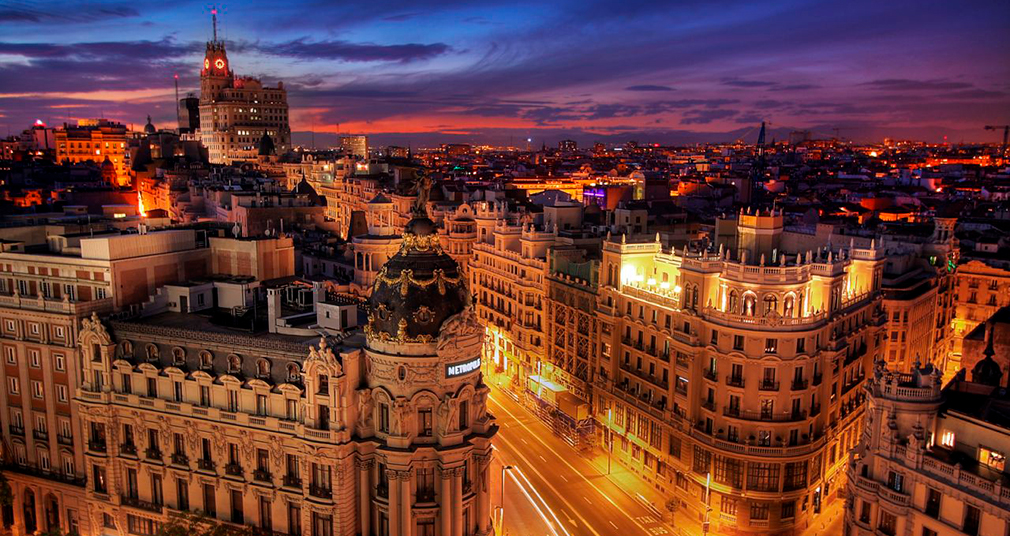 Гид по Мадриду