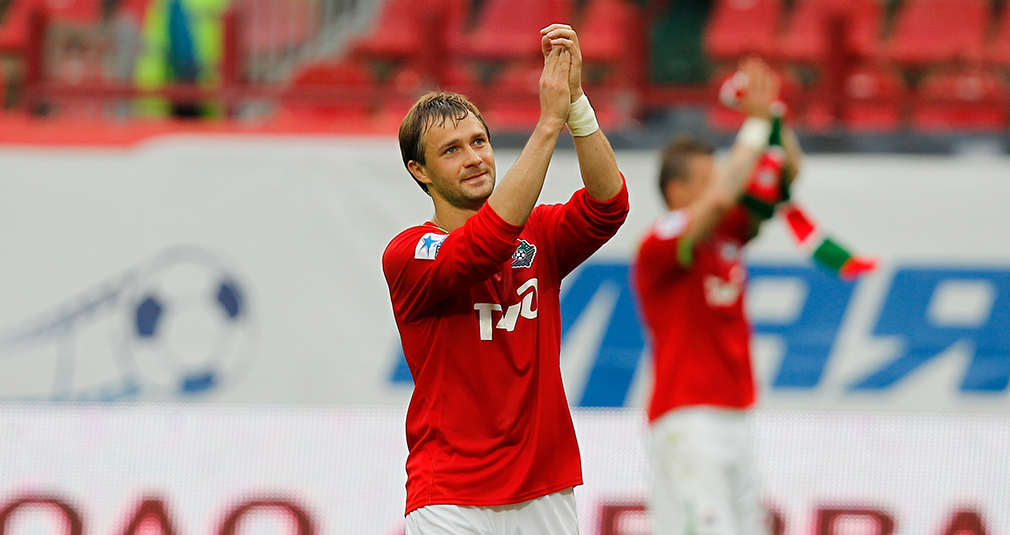 Дмитрий Сычёв завершил карьеру