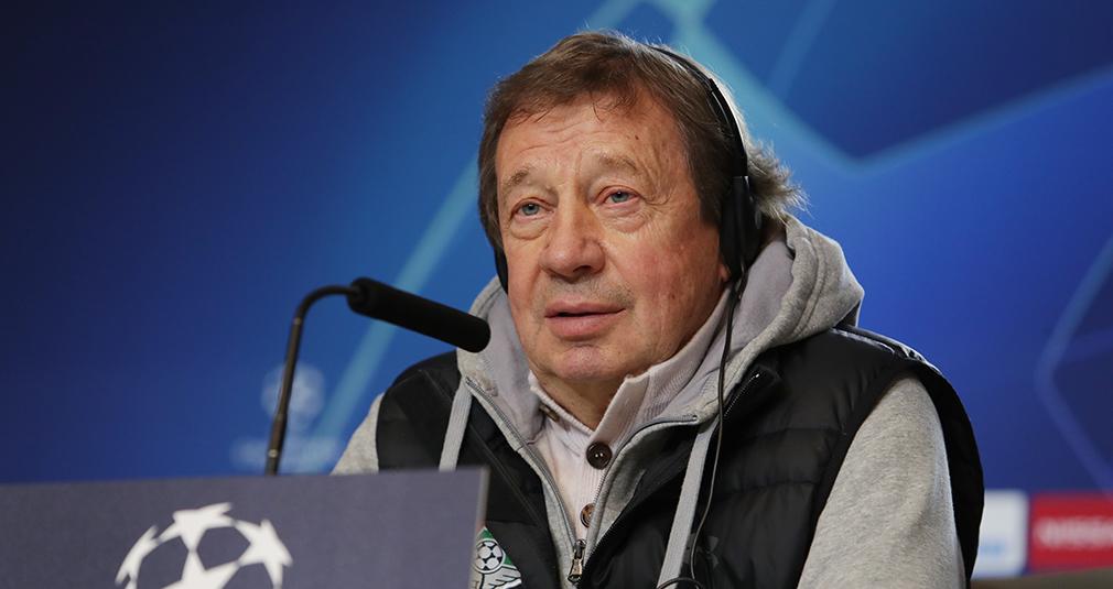Юрий Сёмин: Футболистам нужна поддержка для уверенности в себе