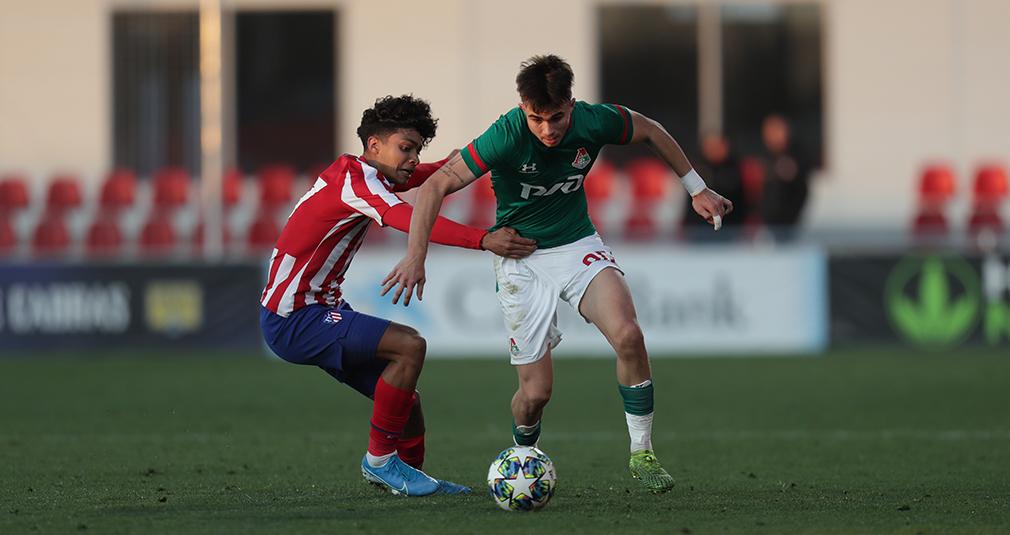 U21s Lose To Atletico