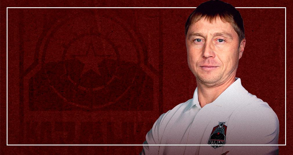 Ильшат Файзуллин – главный тренер «Казанки»