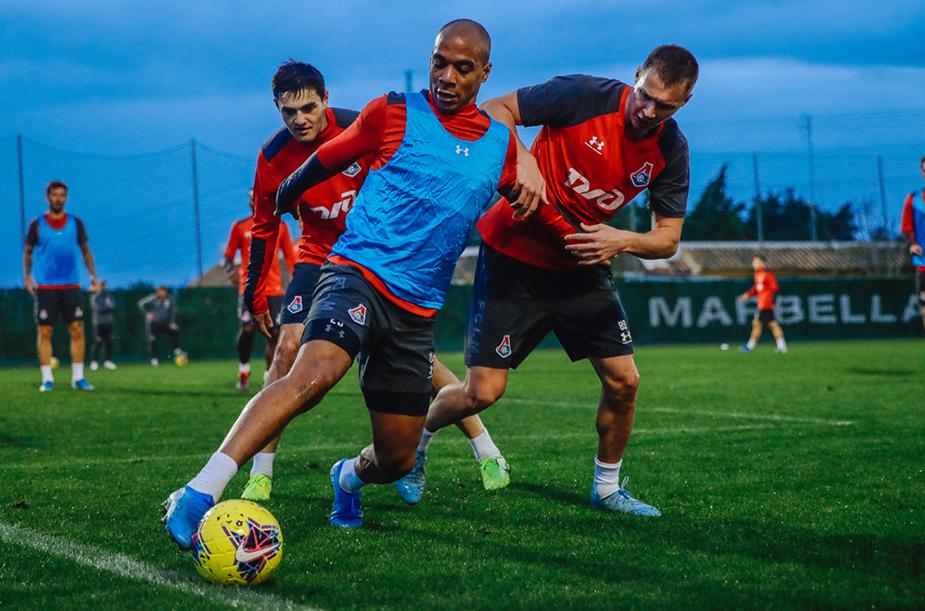 Игровая тренировка в Испании